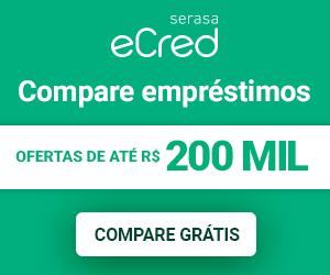 eCred ofertas de até R$ 200